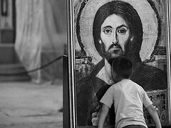 Holy Week as a way to be with Christ