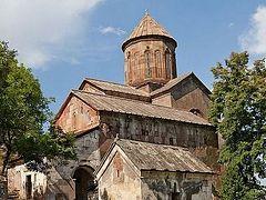 Чудесные истории митрополита Некресского Сергия
