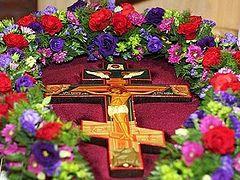 Розы для Иисуса