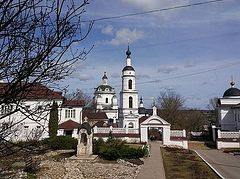 В Черноостровской обители