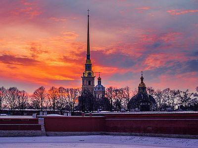 Церковная архитектура и искусство: от Петра I до Николая II