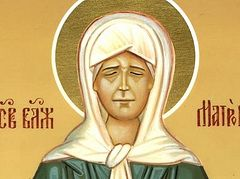Akathist Hymn To St Matrona Of Moscow