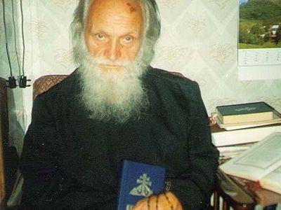 Три киевских старца-фронтовика