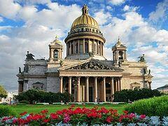 Церковная архитектура и искусство. Классицизм и русские традиции