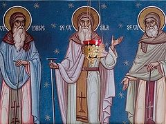 How the relics of the new Putna saints were discovered
