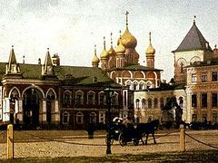 Kremlin's Dormition Cathedral to be restored; Chudov Monastery will not be rebuilt