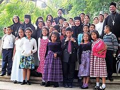 Orthodox orphanage in Guatemala forced to surrender its property
