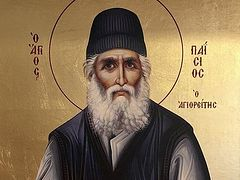 First Russian church in honor of St. Paisios to be built in Crimea