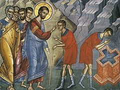 We Must Obey in Order to See: Homily for the Sunday of the Blind Man in the Orthodox Church