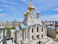 Consecration of Sretensky Monastery's Church of the New Martyrs and Confessors of the Russian Church (VIDEO)