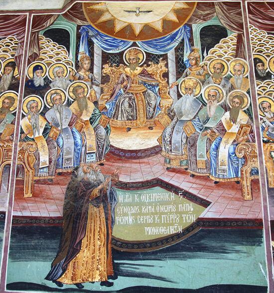 The Sixth Ecumenical Council