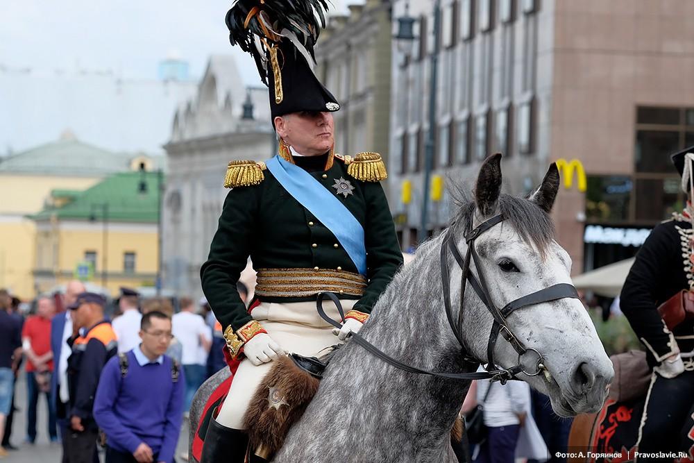 Офицер войны 1812 года