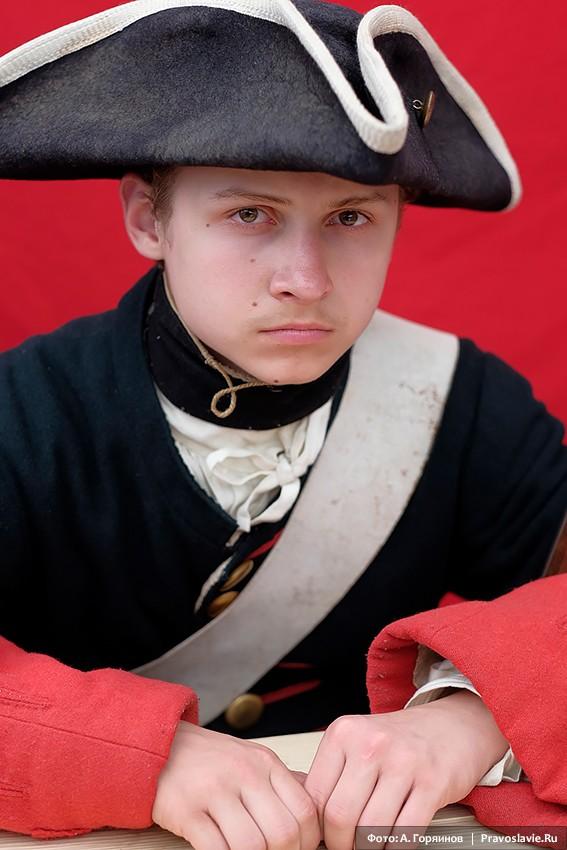 Солдат Петра I