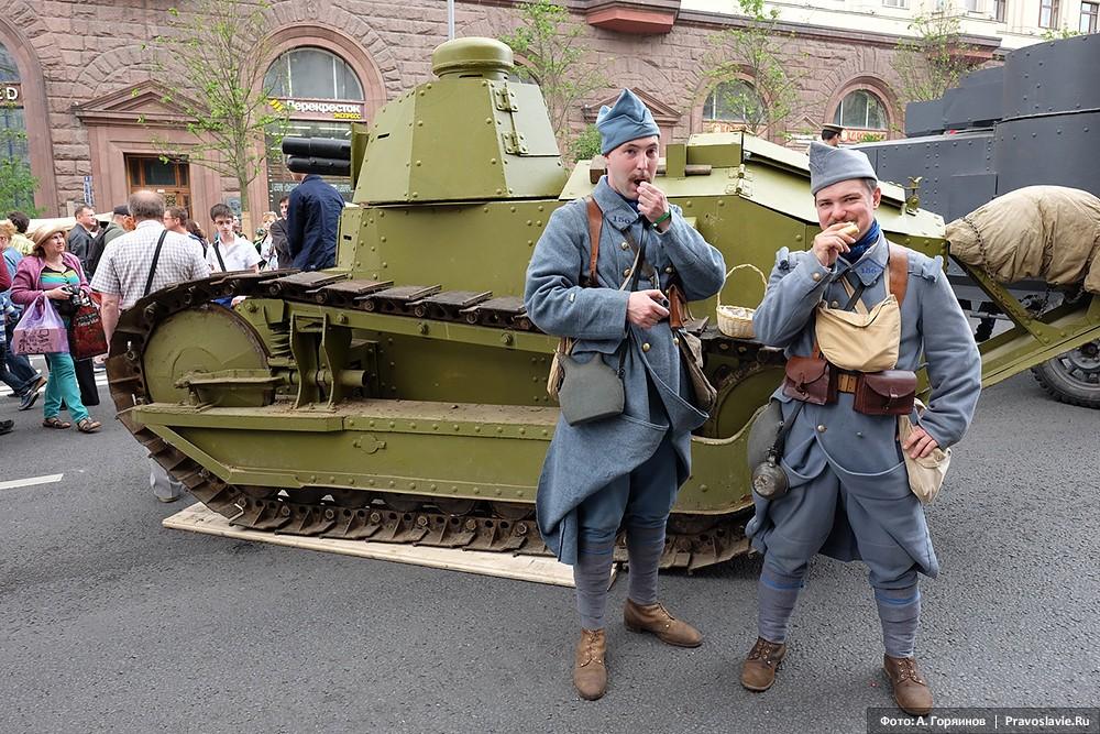 Броневик Первой мировой войны