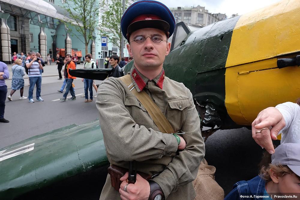 Боец НКВД