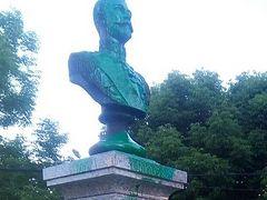 Vladivostok monument to St. Tsar Nicholas II vandalized