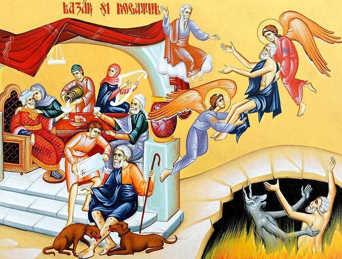 Притча о богаче и Лазаре / Православие.Ru