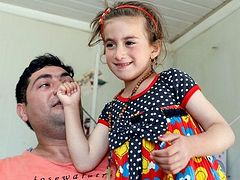 Iraqi girl abducted by ISIS reunited with family after three years