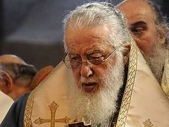 Patriarch Ilia II raises possibility of restoring Georgian monarchy
