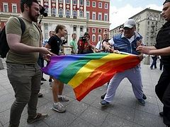 European Court orders Russia to pay $55,000 to gay activists