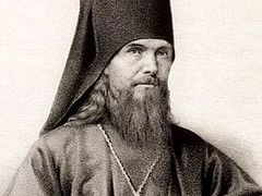 Translation of the Relics of St. Theophan, the Recluse of Vysha