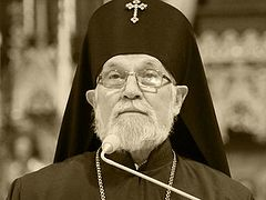 Archbishop Simon of Łódź and Poznań reposes in the Lord