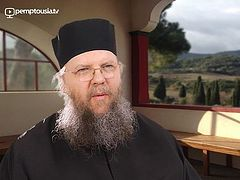 (VIDEO) Abbot Damascene: My Relationship With Father Seraphim Rose