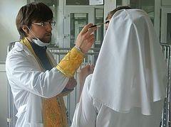 О служении Церкви в больнице
