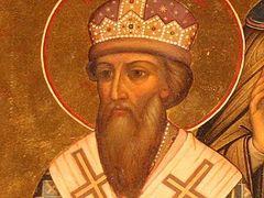 St Photius the Metropolitan of Kiev