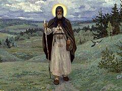 Saint Sergius of Radonezh and the Hesychast Movement