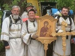 On Russia's Holy Road