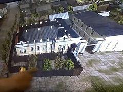 Ipatiev House Recreated in 3D by Ekaterinburg Museum