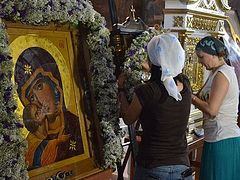 About 1 million Ukrainians have venerated wonderworking icons