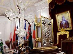 Holy Synod of Russian Church approves new liturgical texts