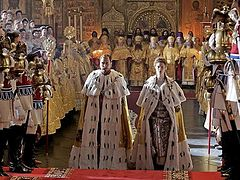 Orthodox protesting new film's portrayal of Tsar Nicholas II with support from Mt. Athos