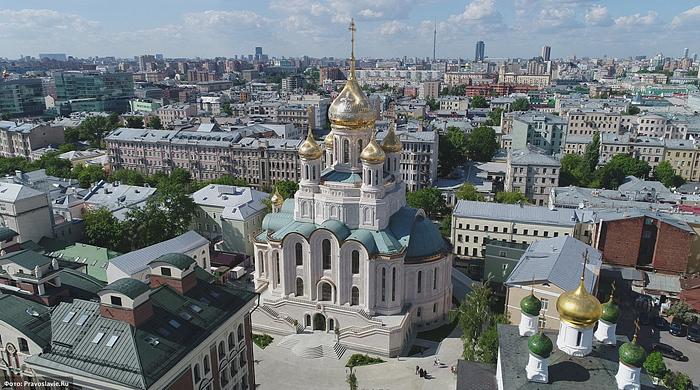Сретенский монастырь. Фото: Православие.Ru