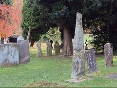 Two Saints of the English Midlands: Bertram of Ilam and Alcmund of Derby