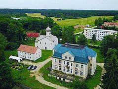 Монастырь св. вмч. Георгия Победоносца в Гётшендорфе (Германия)