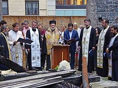 Reconstruction on New York's Serbian St. Sava Cathedral begins