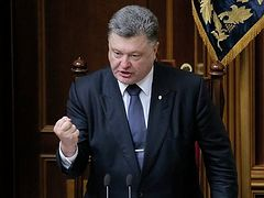 Poroshenko again calls for Constantinople to create autocephalous Ukrainian Church
