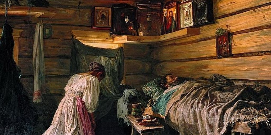 The Holy Fathers on Illness / OrthoChristian Com