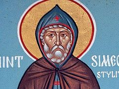 St. Simeon Stylites, the Elder