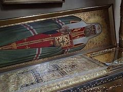 Centenary of enthronement of St. Tikhon of Moscow to be celebrated with transfer of his relics