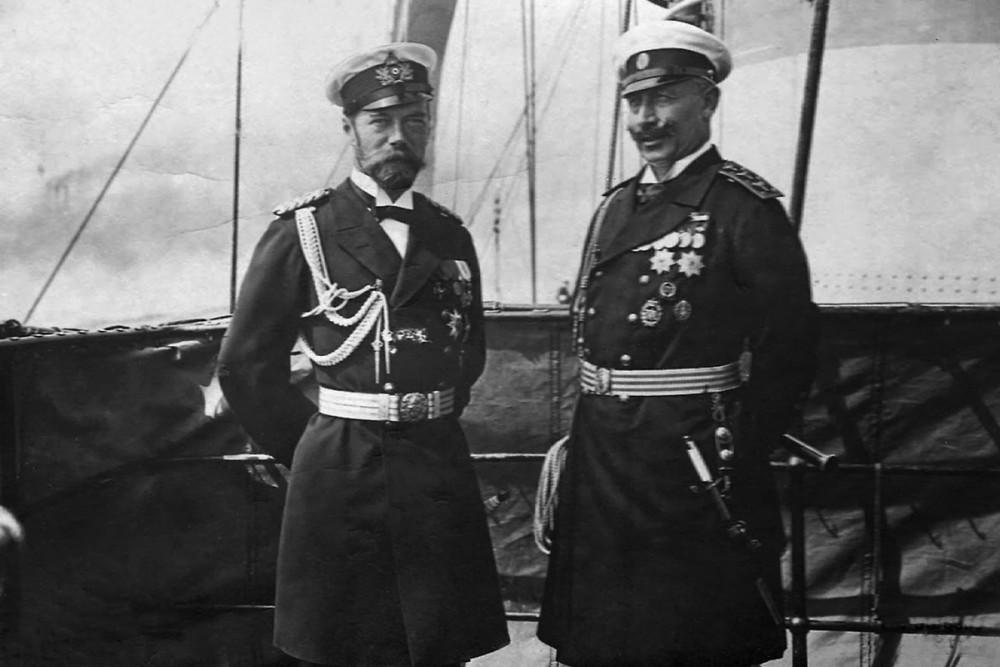 Картинки по запросу встреча николая ii и вильгельма ii фото