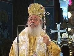 """The ultimate goal of this law is to allow homosexuals to adopt children""—Met. Nicholas of Phthiotis"