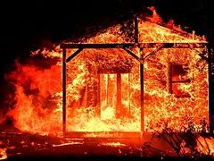 Orthodox dioceses responding to northern CA wildfires