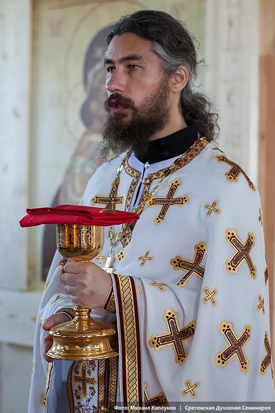 Литургия на праздник свв. апп. Петра и Павла