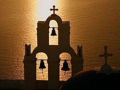 Greek diocese solemnly ringing church bells in protest of new gender law