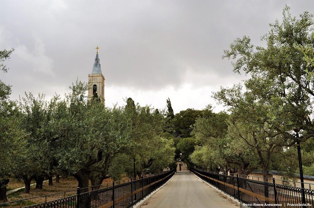 Спасо-Вознесенский монастырь на горе Елеон (РПЦЗ)