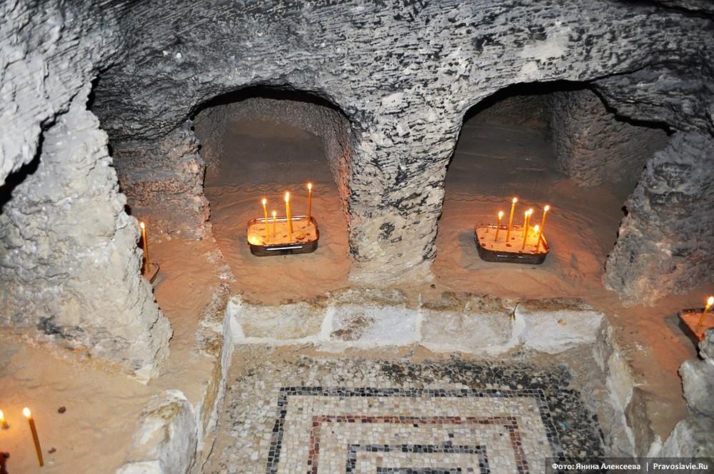 Подворье во имя апостола Петра и праведной Тавифы в Яффе